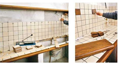 piastrellare cucina cucina in muratura su misura come costruire zona cottura