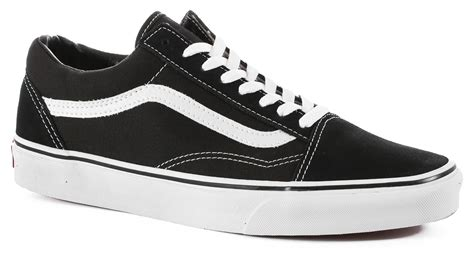 Vans Skool Blackl White Jual Vans Oldskool vans skool skate shoes black white free shipping