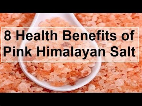 Himalayan Salt L Benefits Review by The Amazing Himalayan Sea Salt And Mars On