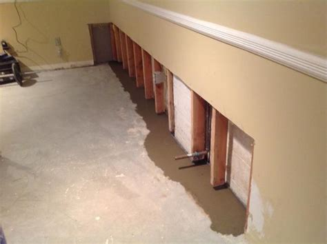 sussex county basement waterproofing crawl space
