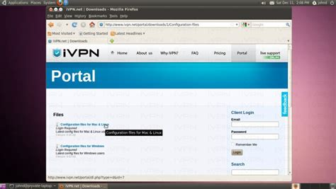 tutorial openvpn linux setup vpn in ubuntu aventail connect tunnel download