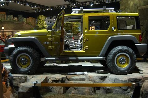 Jeep Rescue Jeep Rescue Picture 7 Reviews News Specs Buy Car