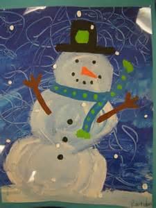 artolazzi dream snow snowman paintings