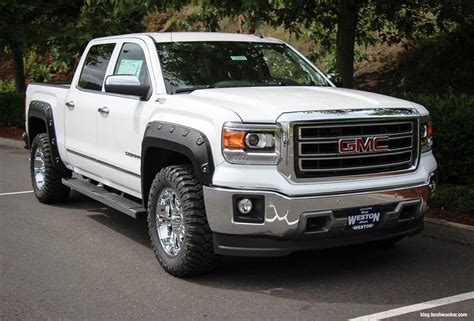 Pocket Gmc 2014 gmc pocket style fender flares chevy