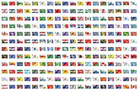 flags of the world without names world flags world maps map pictures