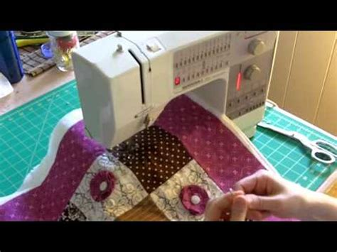 free motion quilting tutorial youtube machine quilting tutorial youtube