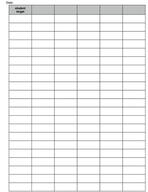 blank class list template blank list template new calendar template site