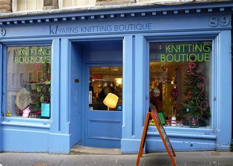 Edinburgh Info K1 Yarns Knitting Boutique Edinburgh