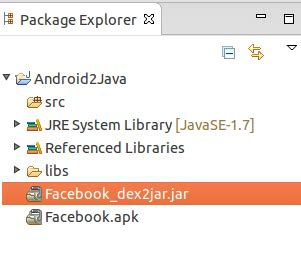 dex2jar apk how to decompile android apk to java source code