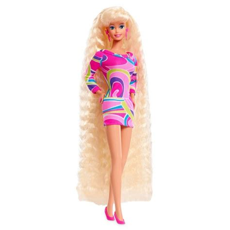 fashion doll pic 174 collector totally hair 25th anniversary doll target