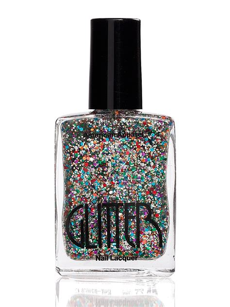 Glitter Nail Polishes by Mothballs Glitter Nail