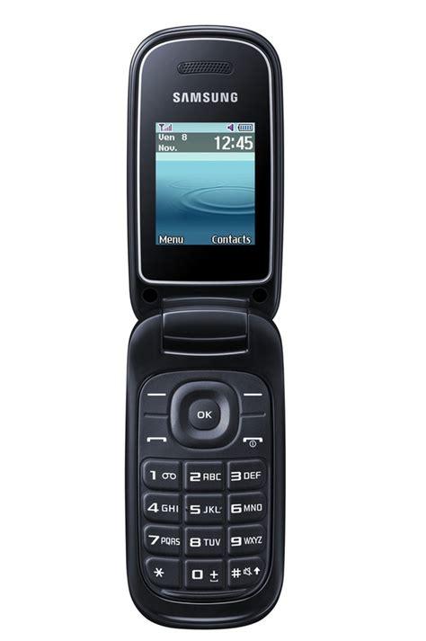 tel mobile smartphone samsung e1270 noir 3852539 darty
