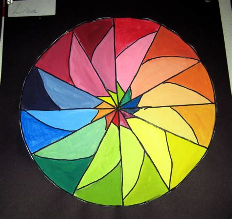 mrs complex color wheels