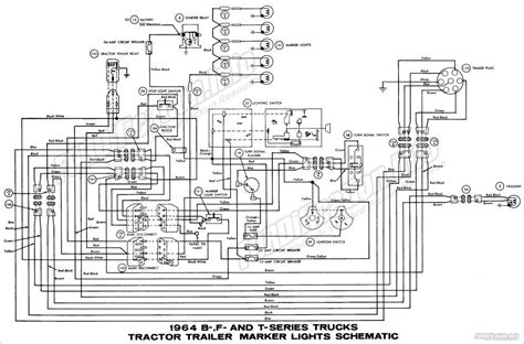 standard 7 pin trailer wiring diagram electrical auto