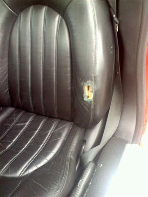 driver s seat leather repair cost jaguar forums