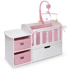 doll crib with changing table i this the