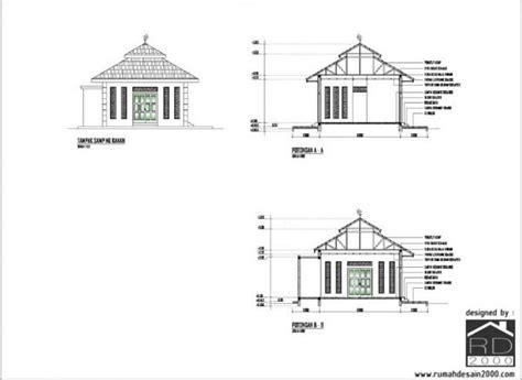 desain mushola mungil gambar desain mushola minimalis rumah desain 2000