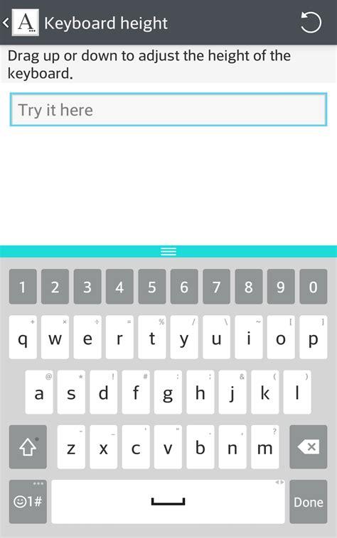 lg keyboard apk android apr instala el teclado lg g3 en tu equipo android se a 241 aden temas de