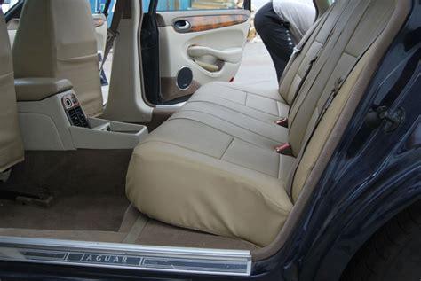 jaguar xj seat covers jaguar xj8 1998 2003 iggee s leather custom fit seat cover