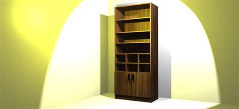 libreria cad 3d librer 237 a melamina 3d en autocad descargar cad gratis