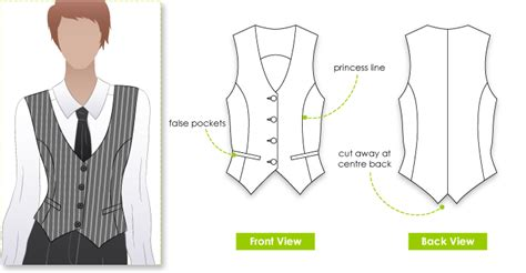 sewing and knitting patterns ideas vest sewing patterns
