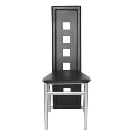 sedie moderne nere articoli per sedie moderne cucina pranzo 4 schienale alto