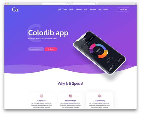 html website templates  colorlib