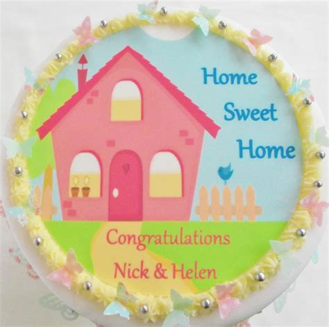 47 best images about new home cake ideas on pinterest new cakes ideas 29508 cake toppers new home
