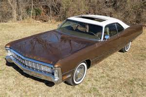 1971 Chrysler Imperial A 1971 Lebaron Sunroof Coupe