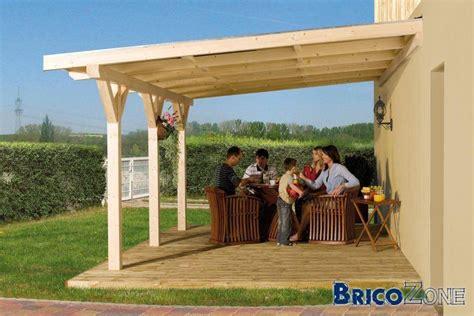 Comment Construire Une Pergola 2804 by Construire Une Pergola En Bois Couverte