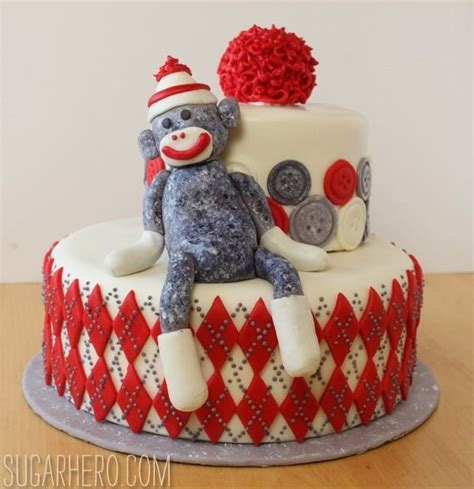 monkey birthday cake template monkey birthday cake template free template design