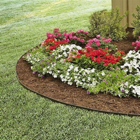 metal flower bed edging 17 best ideas about metal garden edging on pinterest