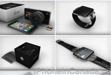Apple Ibox apple 2012 line up concept ibox iwatch icam iphone sj iphone in canada