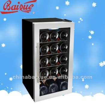 single zone wine chiller 15 bottle capacity single zone compressor cooling free