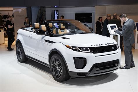 convertible land rover discovery jaguar anuncia para m 233 xico sus range rover evoque