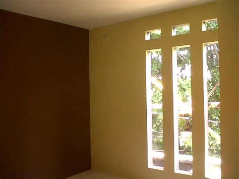desain cat rumah minimalis modern warna cat eksterior