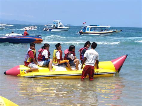 Bali Banana Boat Tanjung Benoa banana boat 187 bali hello travel