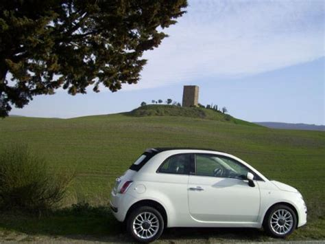 Girasole Electric Car by Our Ride Throughout Tuscany For The Week Picture Of