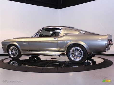1967 grey metallic ford mustang shelby g t 500 eleanor fastback 60379410 photo 5 gtcarlot