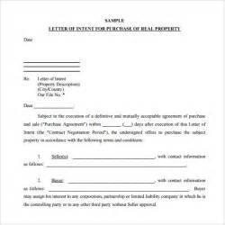sle letter of intent to purchase 9 documents in pdf
