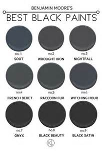 what colors make black paint best 25 charcoal color ideas on charcoal
