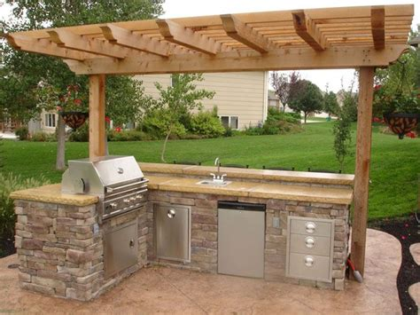outdoor cooking spaces outdoor grill designs outdoor kitchen grill ideas51