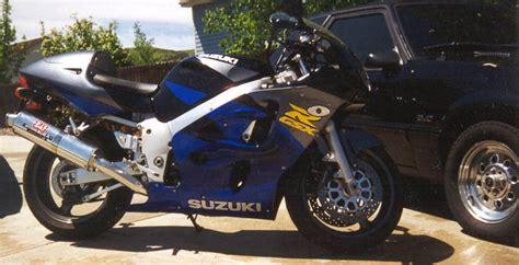Suzuki Gsxr 600 0 60 1997 Suzuki Motorcycle Gsx R 600 1 4 Mile Trap Speeds 0 60