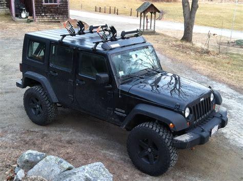 Jeep Ski Rack Jeep Jk Spare Tire Ski Rack