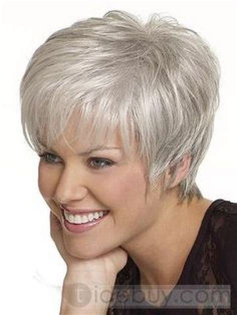 best classic cropped hair styles for 50 short hair for women over 60 with glasses short grey