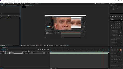 tutorial after effects mocha intercambiar rostro con after effects y mocha taringa