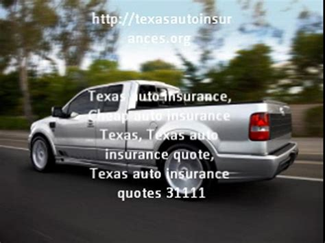Compare Car Insurance: Cheapest Car Insurance Online In Tx
