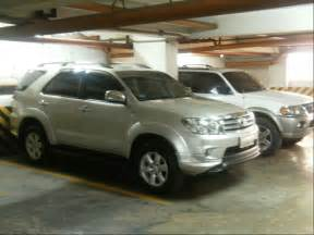 Toyota Fortuner 2010 Review 2010 Toyota Fortuner Review Images
