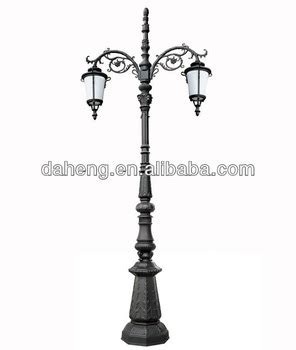 outdoor decorative pole lights decorative antique outdoor lighting pole buy antique