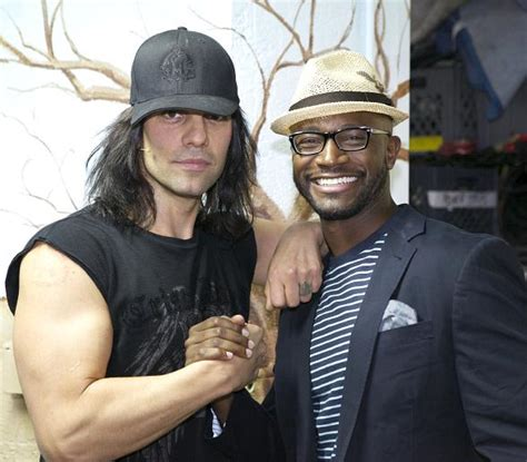 taye diggs tattoos taye diggs pictures to pin on tattooskid